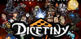 DICETINY: The Lord of the Dice. Релизный трейлер