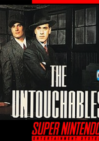 Обложка The Untouchables