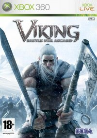 Обложка Viking: Battle for Asgard