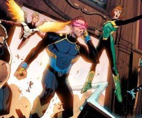 О чем расскажет комикс X-Men: Blue?