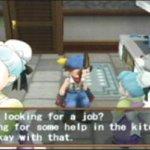 Скриншот Harvest Moon: Hero of Leaf Valley – Изображение 2