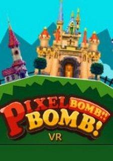 Pixel bomb! bomb!!