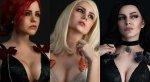 Косплеерши по «Ведьмаку» рекламируют коллекцию нижнего белья - Изображение 9
