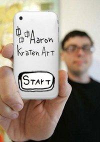 Обложка Aaron Kraten Art