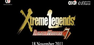 Dynasty Warriors 7: Xtreme Legends. Видео #1