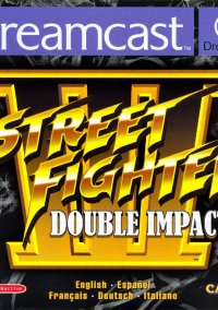Обложка Street Fighter III: Double Impact