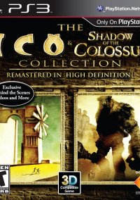 Обложка Ico and Shadow of the Colossus: The Collection