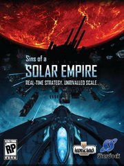 Обложка Sins of a Solar Empire