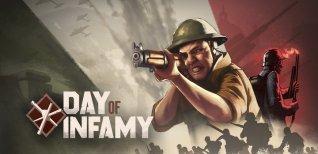 Day of Infamy. Релизный трейлер