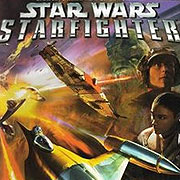 Обложка Star Wars Starfighter