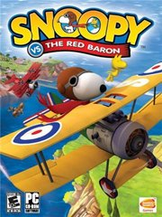 Обложка Snoopy versus the Red Baron