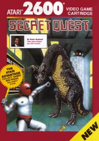 Обложка Secret Quest