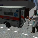 Скриншот Ambulance Parking 3D Extended – Изображение 2