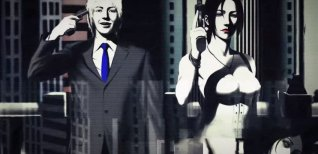 The 25th Ward: The Silver Case. Анонсирующий трейлер