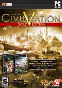 Обложка Sid Meier's Civilization V: Gold Edition