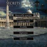 Скриншот Secrets of the Vatican: The Holy Lance – Изображение 13