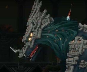 Новый трейлер Death's Gambit представил боссов «плоской Dark Souls»