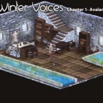 Скриншот Winter Voices Episode 1: Those Who Have No Name – Изображение 1