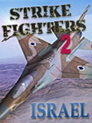 Обложка Strike Fighters 2 Israel
