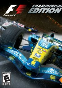 Formula One Championship Edition – фото обложки игры