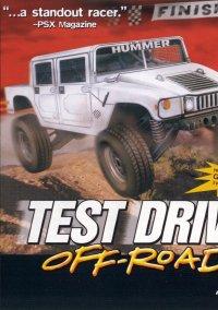 Обложка Test Drive Off-Road