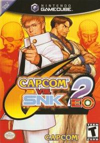 Обложка Capcom vs. SNK 2 EO