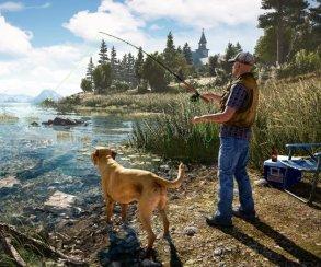 Новый геймплей Far Cry5. Наэтот раз заснайпера ибез собаки
