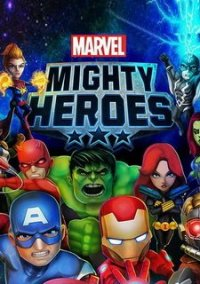 Обложка Marvel Mighty Heroes