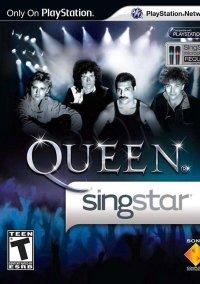 Обложка SingStar: Queen
