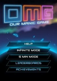 Обложка OMG: Our Manic Game