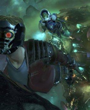Короче говоря, я поиграл в Guardian of the Galaxy