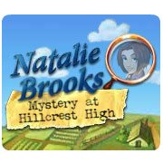 Обложка Natalie Brooks: Mystery at Hillcrest High