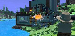 LEGO Worlds. Анонс версии для PS4