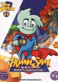 Обложка Pajama Sam: No Need To Hide When It's Dark Outside
