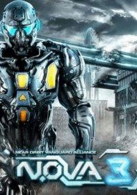Обложка N.O.V.A. 3: Near Orbit Vanguard Alliance