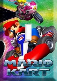Обложка Mario Kart for Nintendo Switch