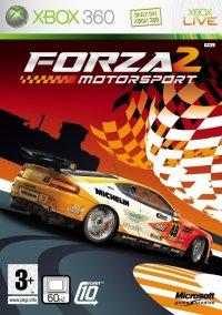 Forza Motorsport 2 – фото обложки игры