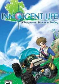 Обложка Innocent Life: A Futuristic Harvest Moon