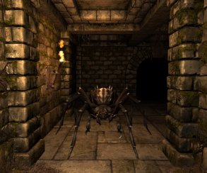 Legend of Grimrock запустили на iPad