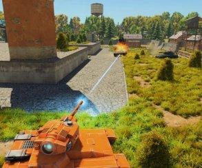 Объявлена дата старта ОБТ мультиплеерного экшена Tanki X
