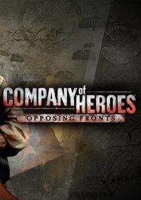 Обложка Company of Heroes: Opposing Fronts