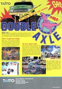 Обложка Double Axle
