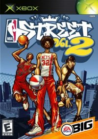 Обложка NBA Street Vol.2
