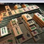 Скриншот 3D Mahjong Solitaire – Изображение 1