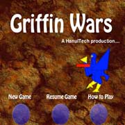 Обложка Griffin Wars