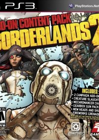 Обложка Borderlands 2: Add-On Content Pack