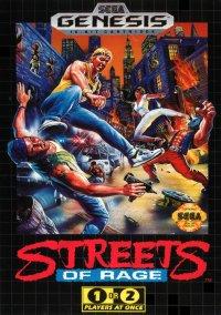 Обложка Streets of Rage