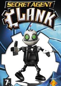 Обложка Secret Agent Clank