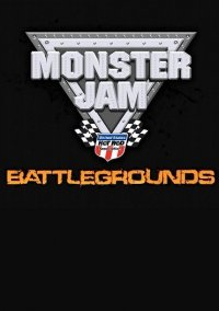 Обложка Monster Jam Battlegrounds