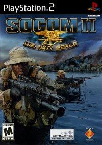 Обложка SOCOM II: U.S. Navy SEALs